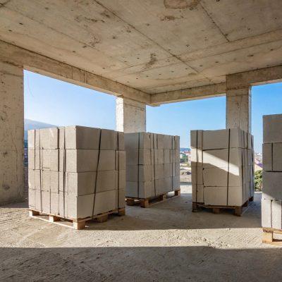 pré-moldados de concreto